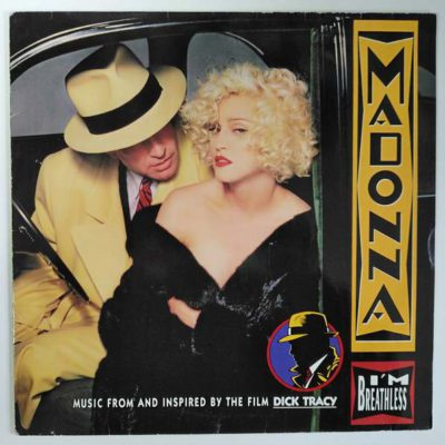Madonna - I´m Breathless/ Music from Dick Tracy Film