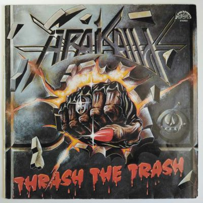 Arakain - Trash The Trash