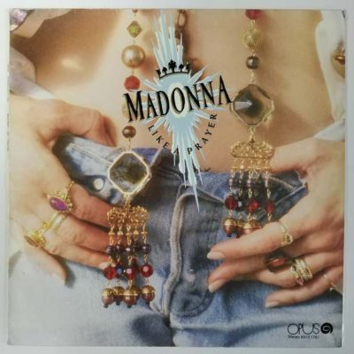 Madonna ‎- Like A Prayer