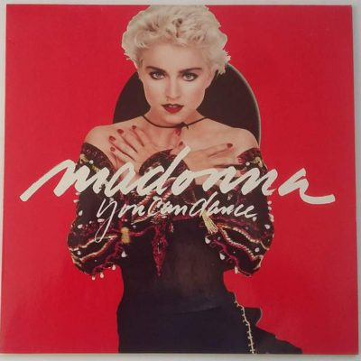 madonna - you can dance 1