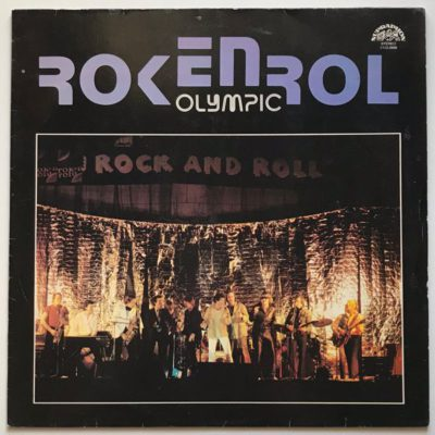 Olympic ‎- Rock And Roll