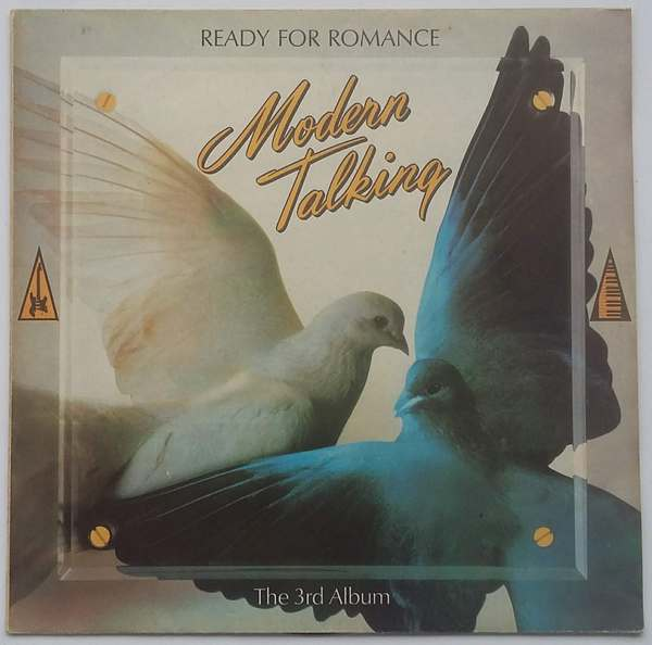 Modern Talking ‎- Ready For Romance - The 3rd Album 1