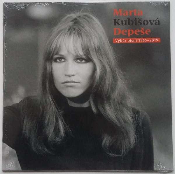 Marta Kubišová - Depeše (Výběr písní 1965-2019)