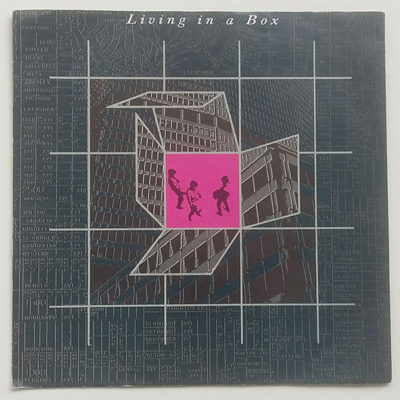 Living In A Box ‎- Living In A Box