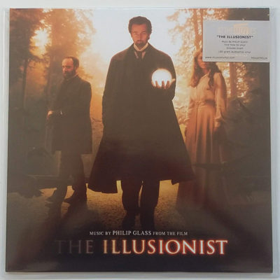 Philip Glass ‎- The Illusionist