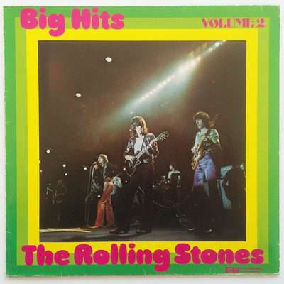 The Rolling Stones ‎- Big Hits Volume 2