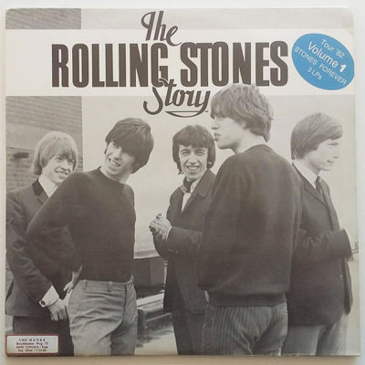 The Rolling Stones ‎- The Rolling Stones Story Volume 1