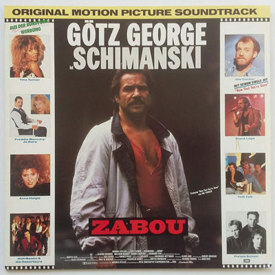 Zabou (Original Motion Picture Soundtrack)