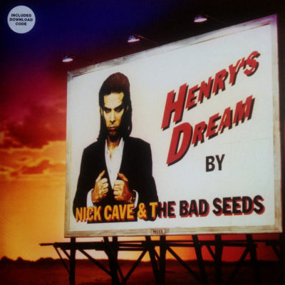 Nick Cave and The Bad Seeds ‎- Henry's Dream