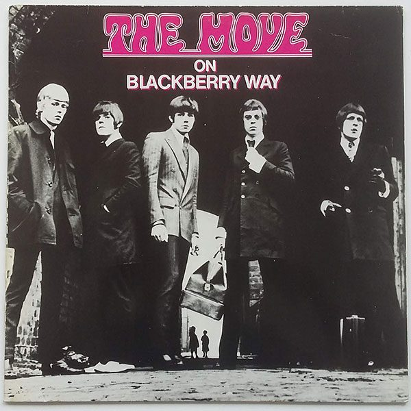 The Move - On Blackberry Way