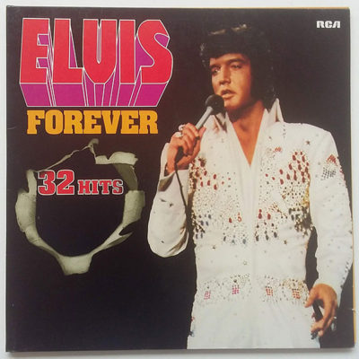 Elvis - Elvis Forever - 32 Hits And The Story Of A King
