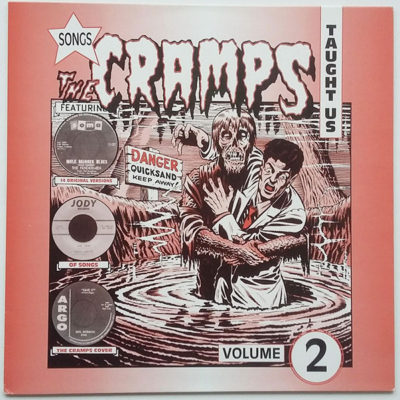 Songs The Cramps Taught Us Volume 2