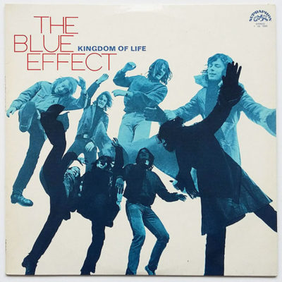 The Blue Effect ‎- Kingdom Of Life