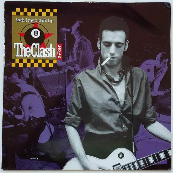 The Clash - Big Audio Dynamite II - Should I Stay Or Should I Go - Rush