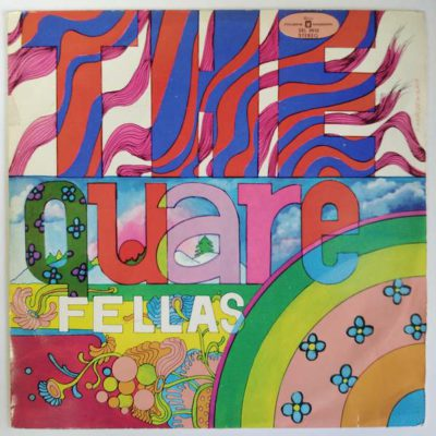 The Quare Fellas - At Home
