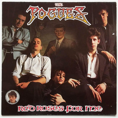 The Pogues ‎- Red Roses For Me