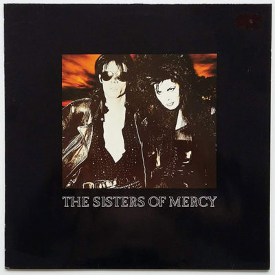 The Sisters Of Mercy ‎- This Corrosion