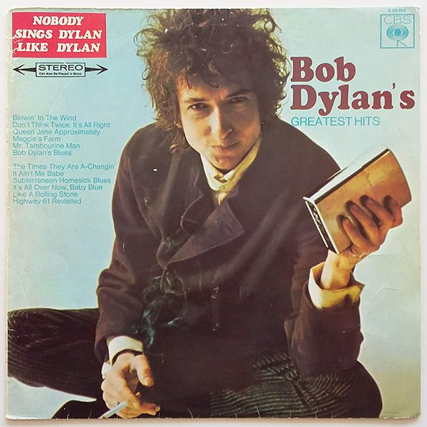 Bob Dylan - Greatest Hits