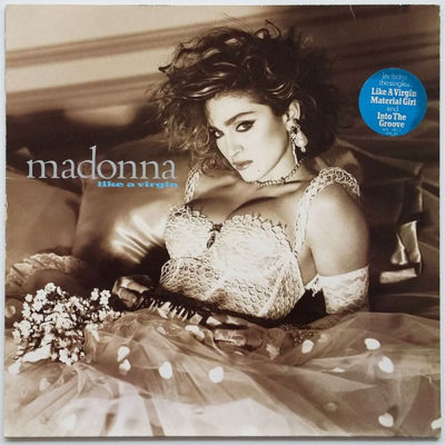 Madonna ‎- Like A Virgin