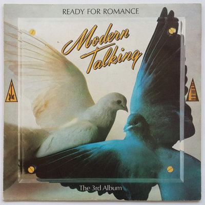 Modern Talking ‎- Ready For Romance - The 3rd Album