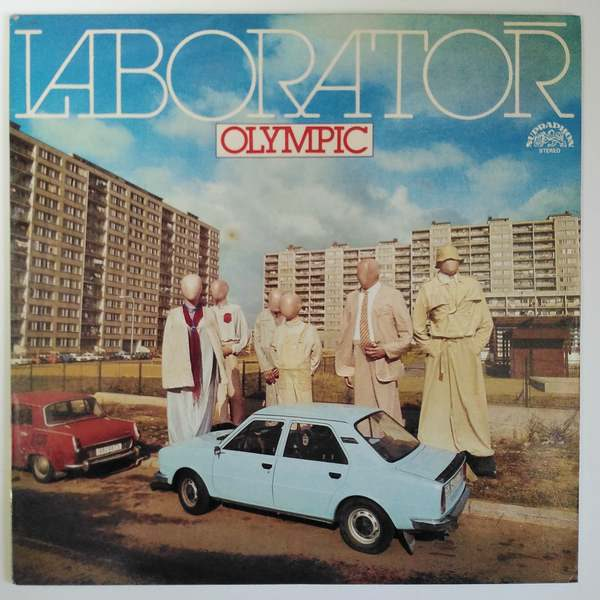 Olympic - Laboratoř