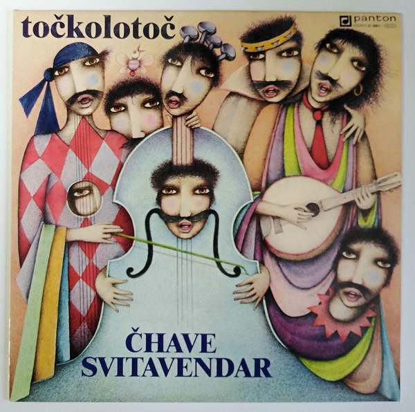 Točkolotoč - Čhave Svitavendar