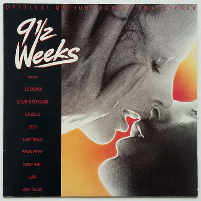 91/2 Weeks - Original Soundtrack