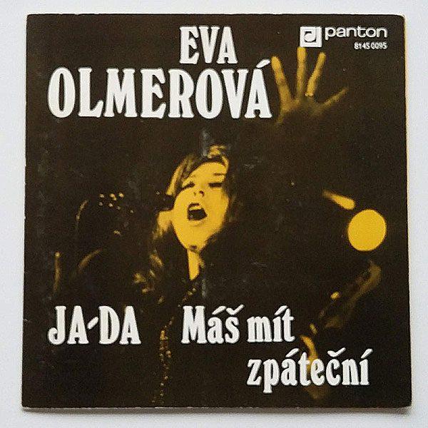 Eva Olmerová - Ja-Da Máš mít zpáteční
