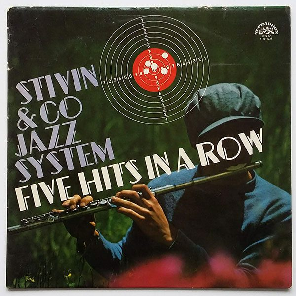 Stivín and Co Jazz System ‎- Five Hits In A Row