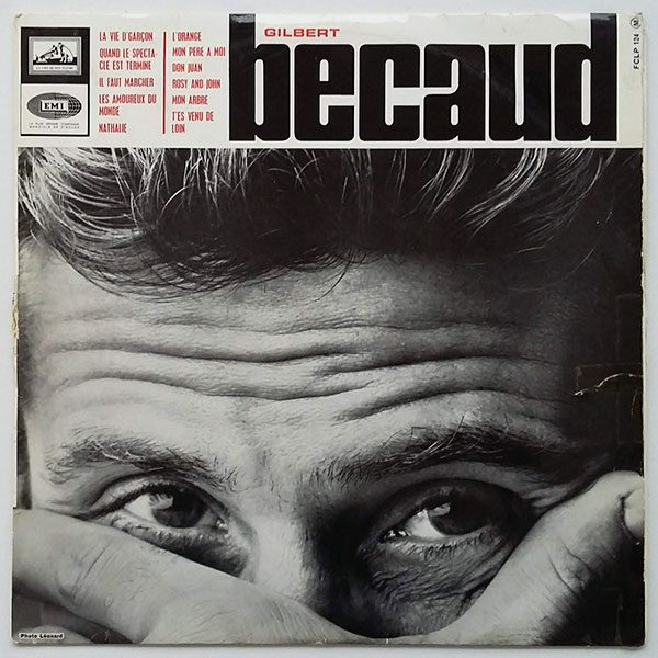 Gilbert Becaud - Becaud