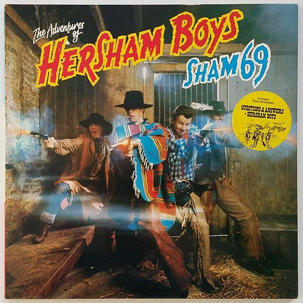 Sham 69 - The Adventures Of Hersham Boys