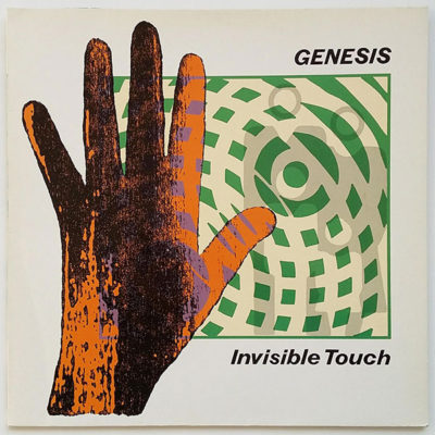 Genesis ‎- Invisible Touch