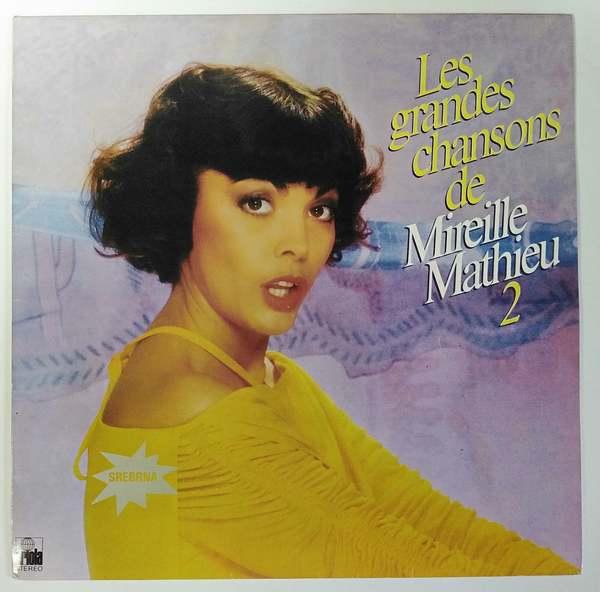 Mireille Mathieu - Les grandes chansons 2