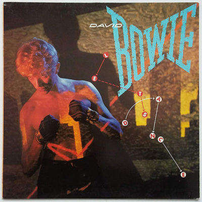 David Bowie ‎- Let's Dance