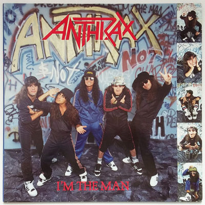 Anthrax - I´m The Man