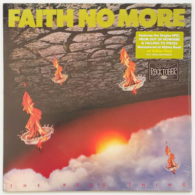Faith No More ‎- The Real Thing