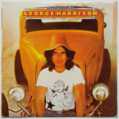 George Harrison ‎- The Best Of George Harrison