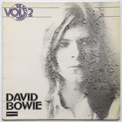David Bowie ‎- The Beginning - Vol. 2