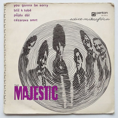 The Majestic - You Gonna Be Sorry