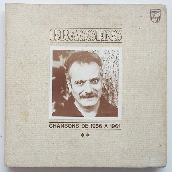 Georges Brassens - Chansons De 1952 A 1956