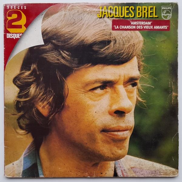 Jacques Brel - Succes 2 Disques