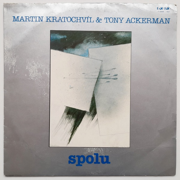 Martin Kratochvíl and Tony Ackerman - Spolu