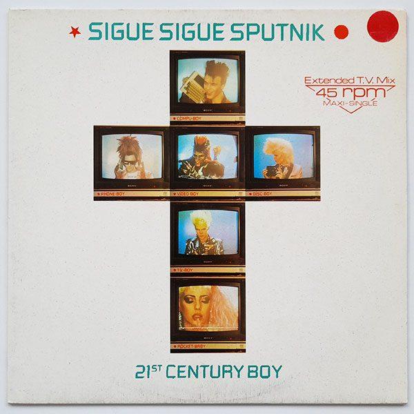 Sigue Sigue Sputnik – 21st Century Boy