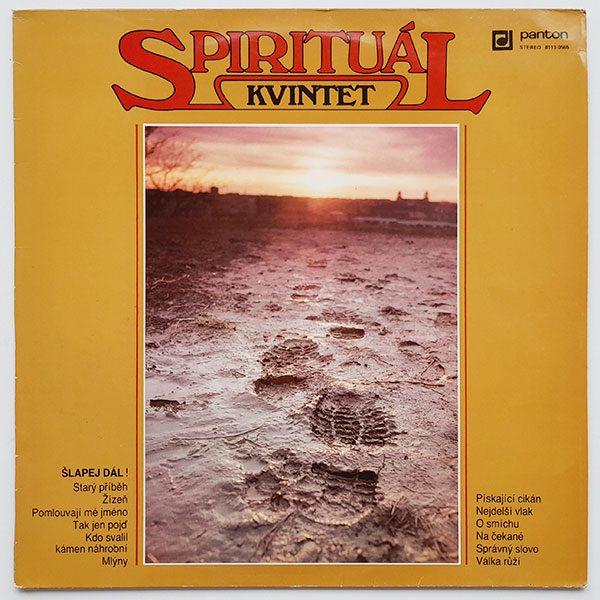 Spirituál Kvintet - Šlapej dál
