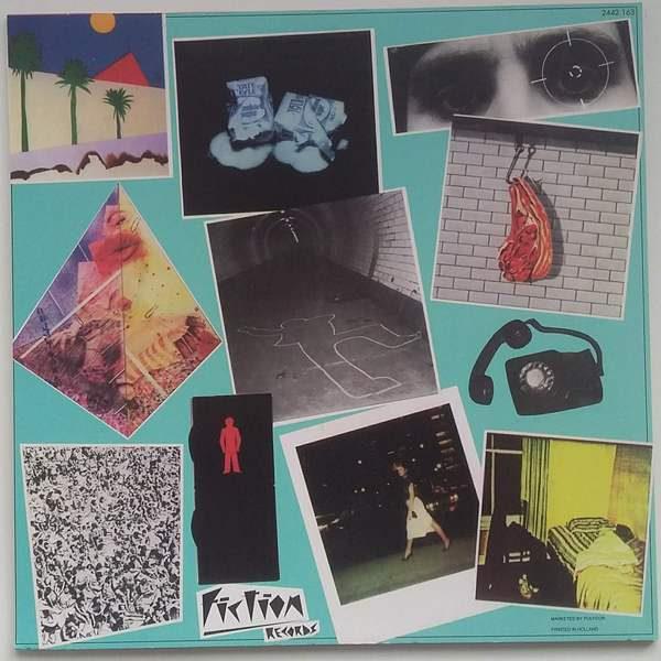 The Cure Three Imaginary Boys Vinyl Shop Cz