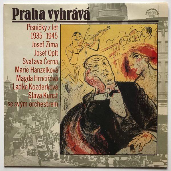 Sláva Kunst Orchestra - Praha vyhrává