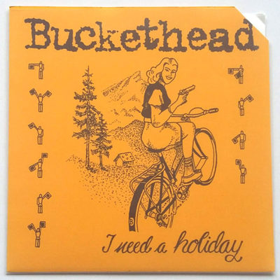 Buckethead - I Need A Holiday
