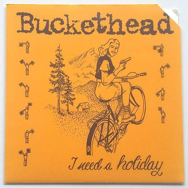 Buckethead - I Need A Holiday