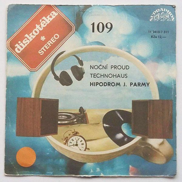 Hipodrom J. Parmy - Noční Proud / Technohaus
