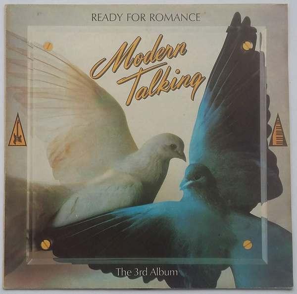 Modern Talking - Ready For Romance - The 3rd Album 1